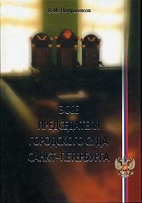 Владимир Полудняков - Эссе председателя городского суда Санкт-Петербурга