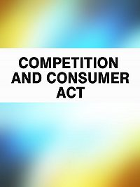 Australia -Competition and Consumer Act