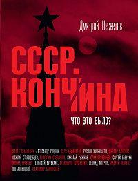 Дмитрий Несветов -Кончина СССР. Что это было?