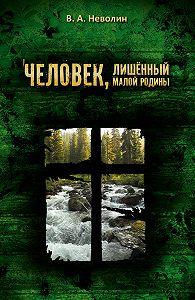 Виктор Неволин -Человек, лишённый малой родины