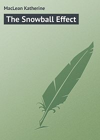 Katherine MacLean -The Snowball Effect