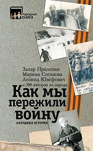 Коллектив авторов -Как мы пережили войну. Народные истории