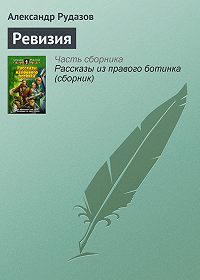 Александр Рудазов - Ревизия