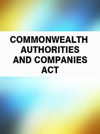 Australia -Commonwealth Authorities and Companies Act