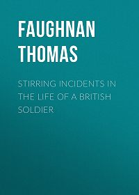Thomas Faughnan -Stirring Incidents In The Life of a British Soldier