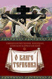 Священномученик Киприан Карфагенский, А. Доброцветова - О благе терпения