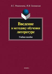 Е. С. Романичева -Введение в методику обучения литературе. Учебное пособие
