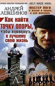 Андрей Левшинов -Как найти точку опоры, чтобы перевернуть к лучшему свою жизнь