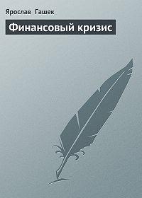Ярослав  Гашек - Финансовый кризис