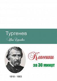 Илья Мельников -Тургенев за 30 минут