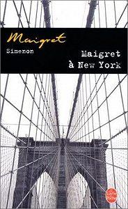 Жорж Сименон -Мегрэ в Нью-Йорке