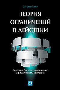 Эли Шрагенхайм -Теория ограничений в действии. Системный подход к повышению эффективности компании