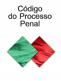 Portugal -Codigo do Processo Penal (Portugal)