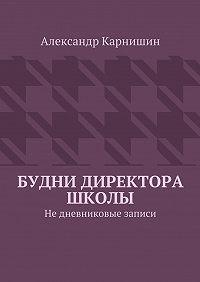 Александр Карнишин -Будни директора школы. Недневниковые записи