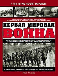 Илья Песков -Первая Мировая война. Самая полная энциклопедия