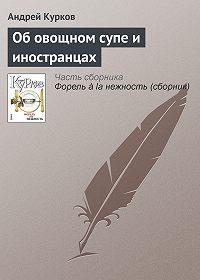 Андрей Курков -Об овощном супе и иностранцах