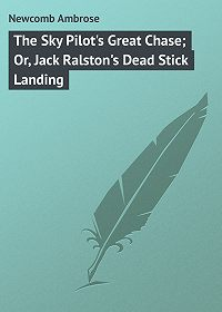 Ambrose Newcomb -The Sky Pilot's Great Chase; Or, Jack Ralston's Dead Stick Landing