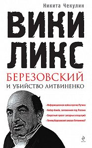 Никита Сергеевич Чекулин -«ВикиЛикс», Березовский и убийство Литвиненко. Документальное расследование
