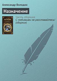 Александр Володин -Назначение