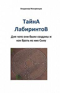 Владимир Жикаренцев -Тайна лабиринтов. Для чего они были созданы и как брать из них Силу