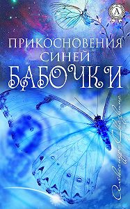 Александра Сказкина -Прикосновения синей бабочки