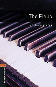 Rosemary Border -The Piano
