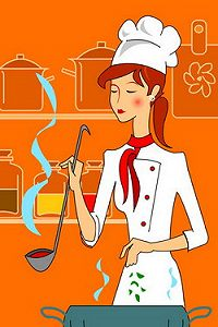 Светлана Колосова -Кулинарный календарь
