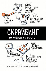 Мария Кутузова -Скрайбинг. Объяснить просто
