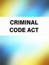 Australia -Criminal Code Act