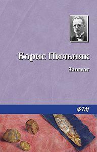Борис Пильняк -Заштат