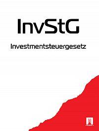 Deutschland -Investmentsteuergesetz – InvStG