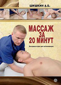 Александр Шишкин -Массаж за 20 минут. Экспресс-курс для начинающих