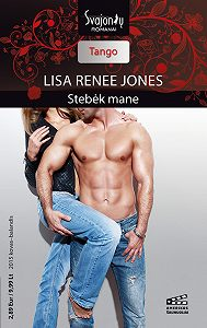 Lisa Renee Jones -Stebėk mane