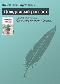 Константин Паустовский -Дождливый рассвет
