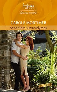 Carole Mortimer -Sent Klero sutramdymas