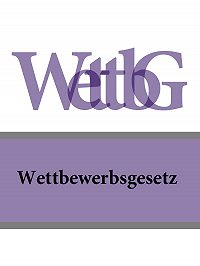 Österreich -Wettbewerbsgesetz – WettbG
