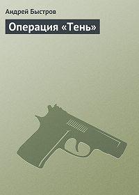 Андрей Быстров -Операция «Тень»