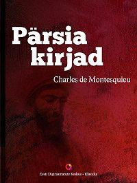 Charles de Montesquieu -Pärsia kirjad