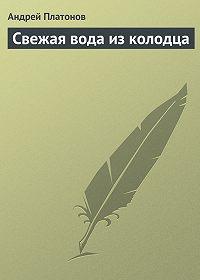 Андрей Платонов - Свежая вода из колодца