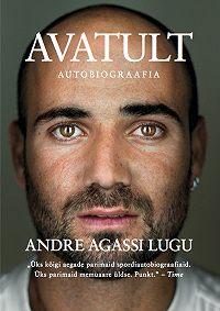 Andre Agassi -Avatult. Andre Agassi lugu