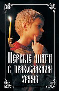 Николай Посадский -Первые шаги в православном храме