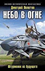 Дмитрий Политов -Небо в огне. Штурмовик из будущего