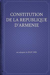 Республика Армения -Constitution de la République d'Arménie