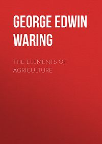 George Edwin Waring -The Elements of Agriculture