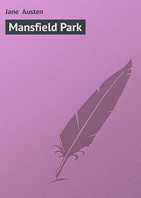 Jane Austen -Mansfield Park