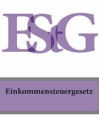 Deutschland -Einkommensteuergesetz – EStG