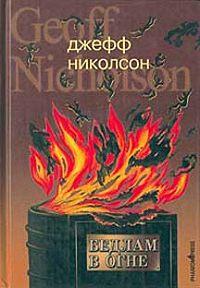 Джефф Николсон -Бедлам в огне