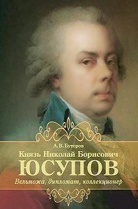 Алексей Буторов - Князь Николай Борисович Юсупов. Вельможа, дипломат, коллекционер