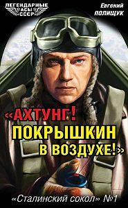 Евгений Полищук -«Ахтунг! Покрышкин в воздухе!». «Сталинский сокол» № 1