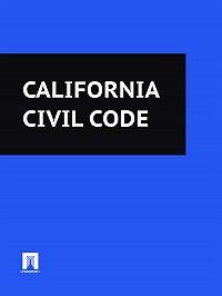 California -California Civil Code